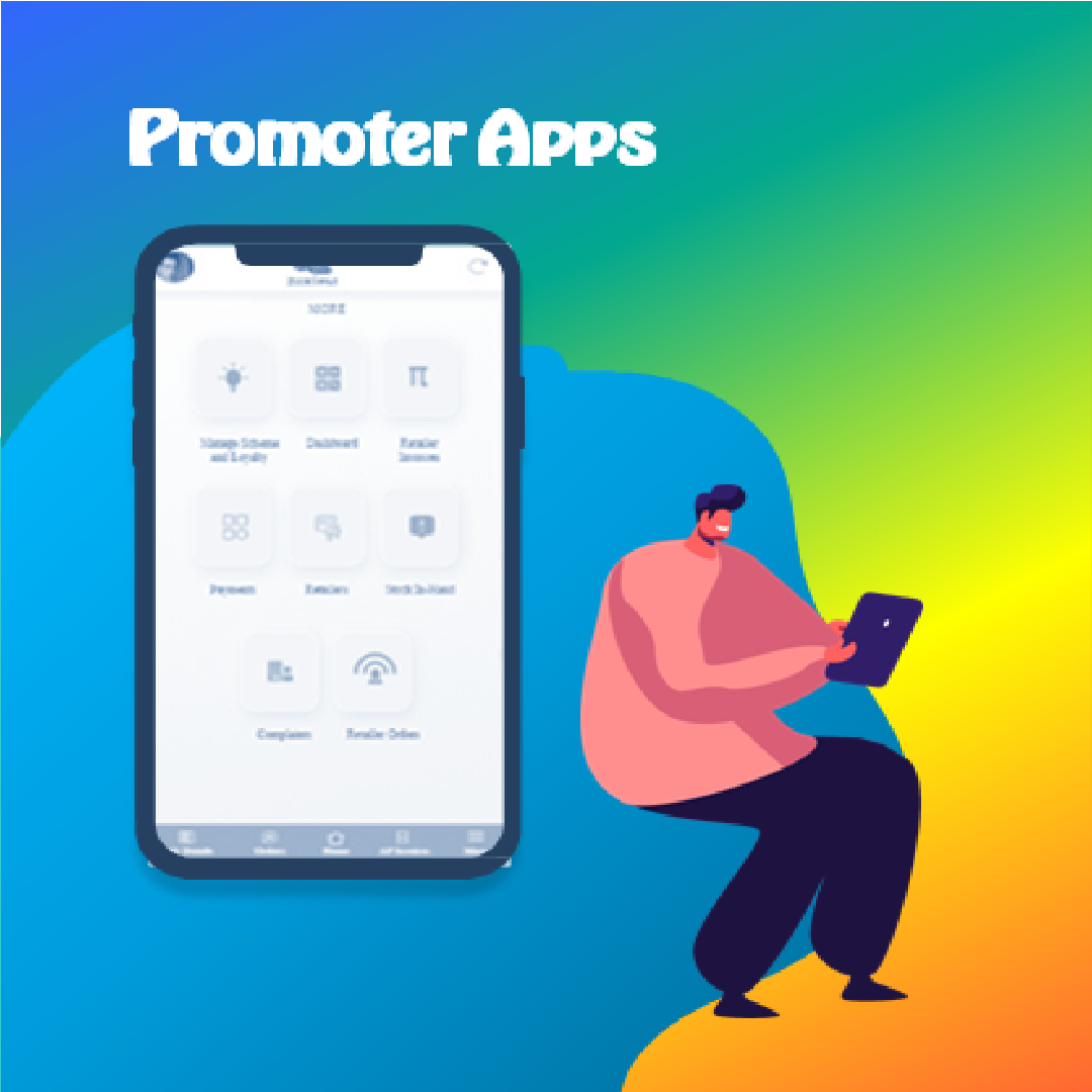 Promoter apps