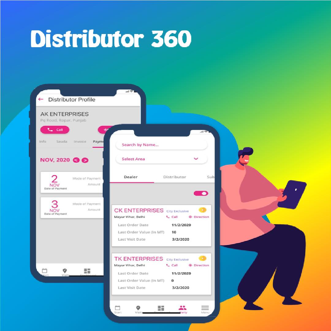 distributor 360