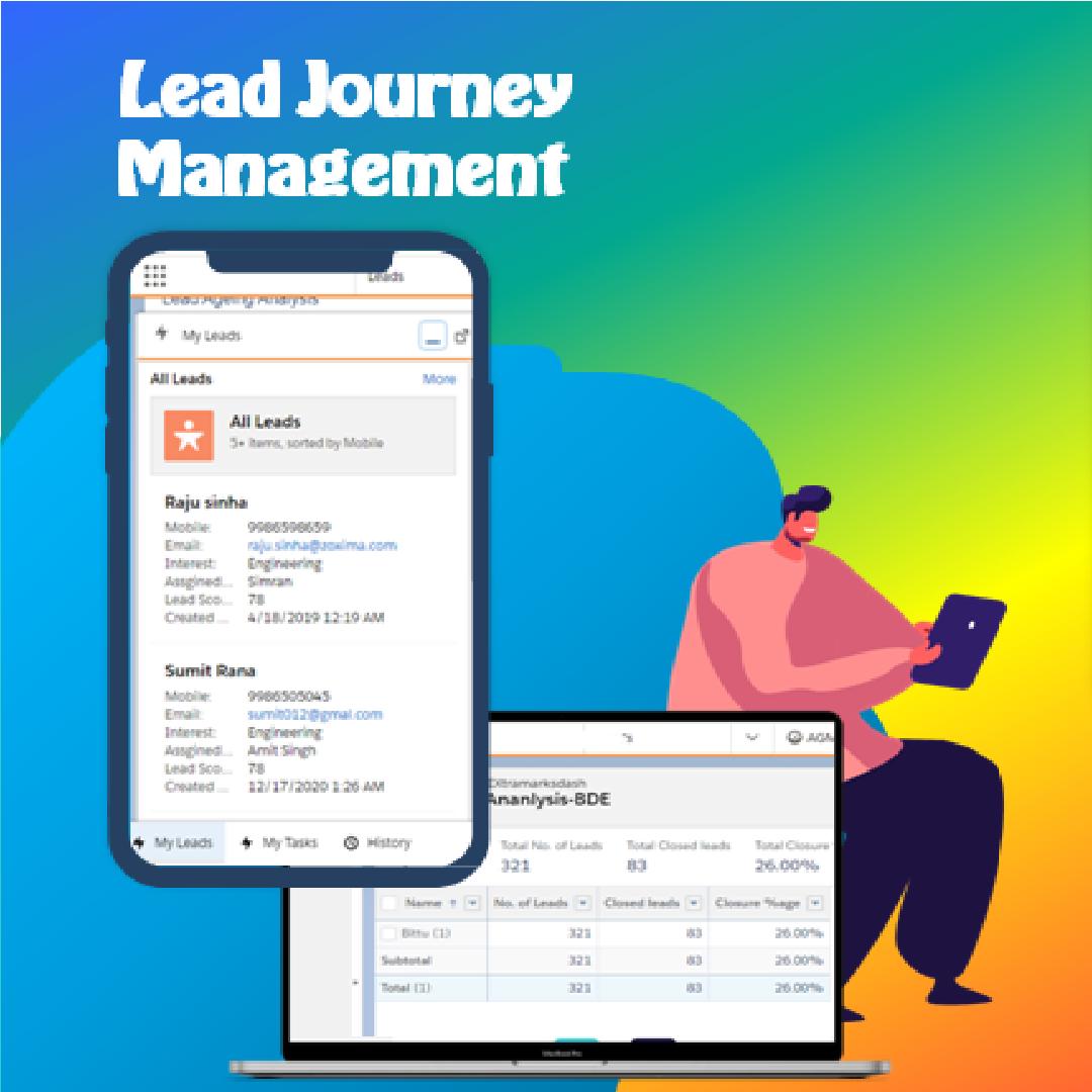 lead journey