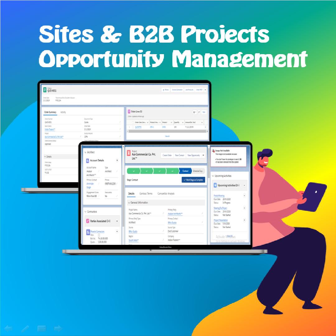 sites - b2b projects