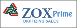 zoxprime logo white